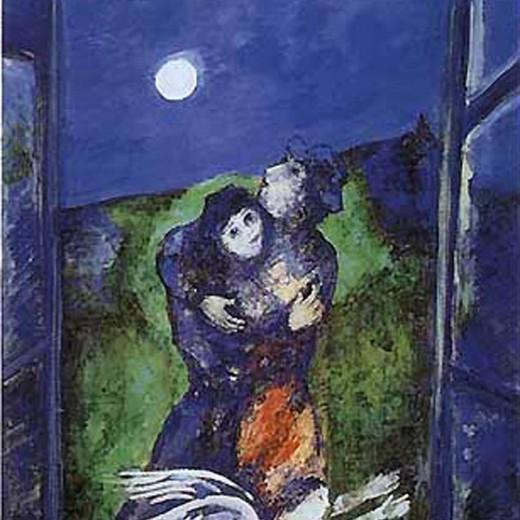 Lovers-In-Moonlight