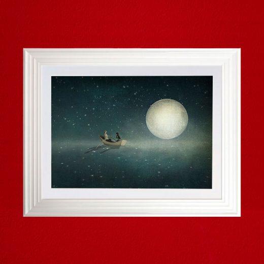 Half-way To The Moon