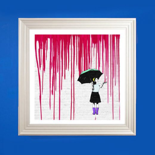 Raspberry Rain