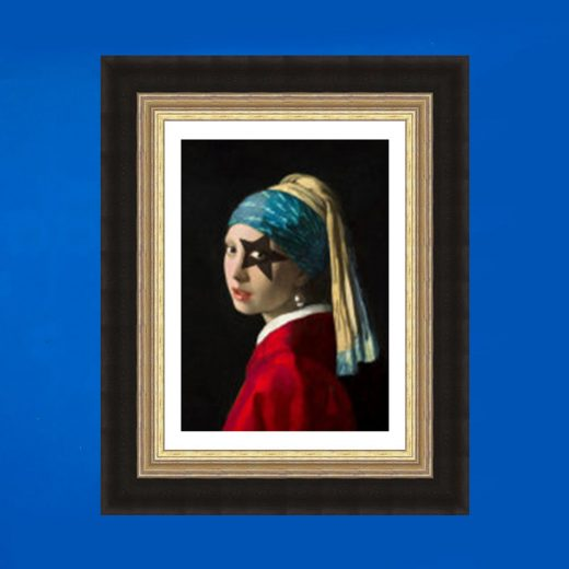 Girl With The Pearl Earring Star